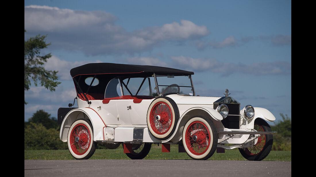 1918 Roamer Four-Passenger Sport Touring