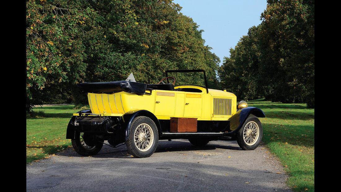 1918er Stanley Model 735 Steam Touring