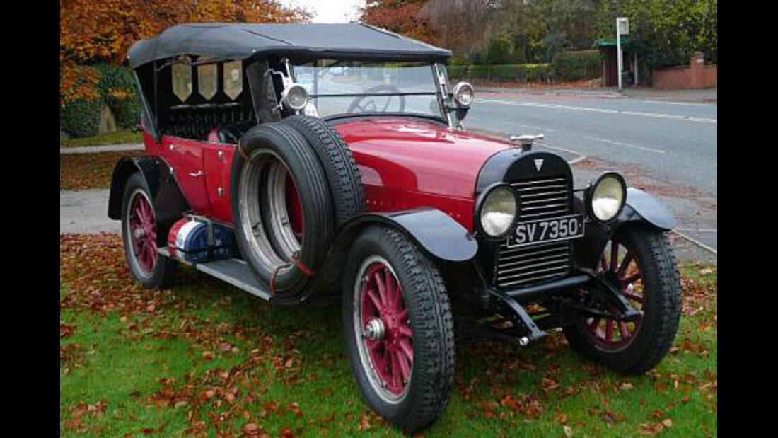 1920er Hudson Series 'O' Super Six Touring Phaeton