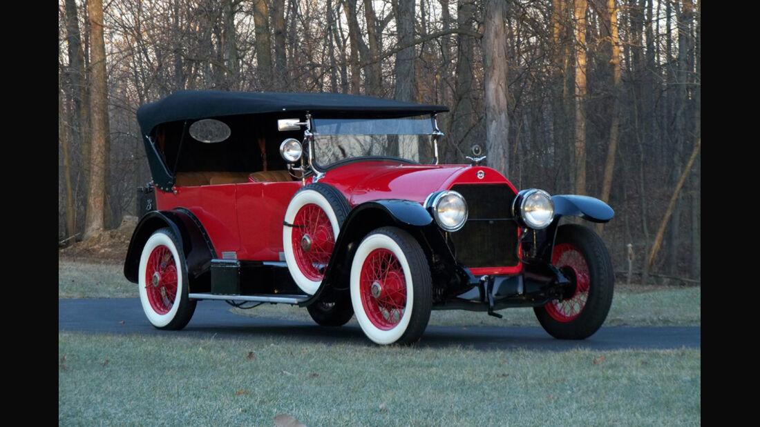 1920er Stutz Model H Seven-Passenger Touring
