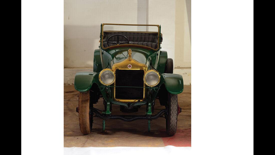 1921er Minerva 32CV Tourer