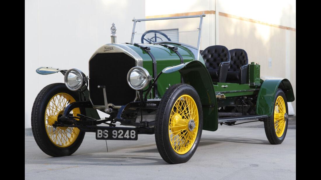 1921er Napier T75 Speedster