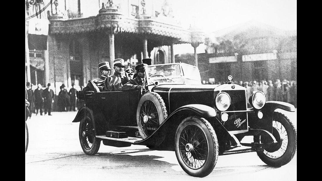 1922-1927 Alfa Romeo RL