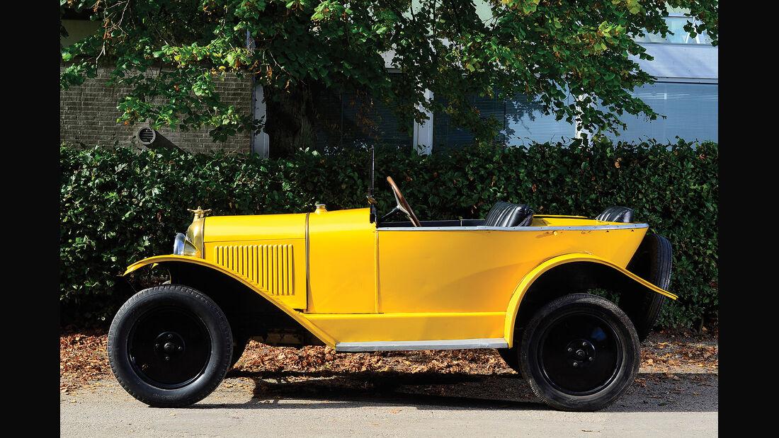 1922er Citroën C3 Cloverleaf Tourer