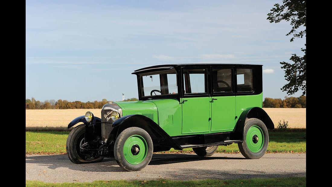 1922er De Dion-Bouton Type 1E Saloon