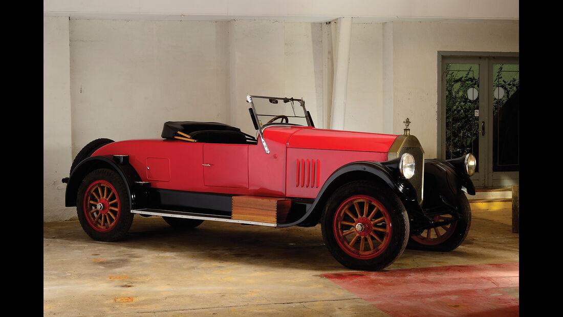 1922er Pierce-Arrow Model 33 Roadster