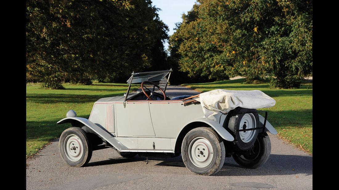1922er Renault NN Four-Seater