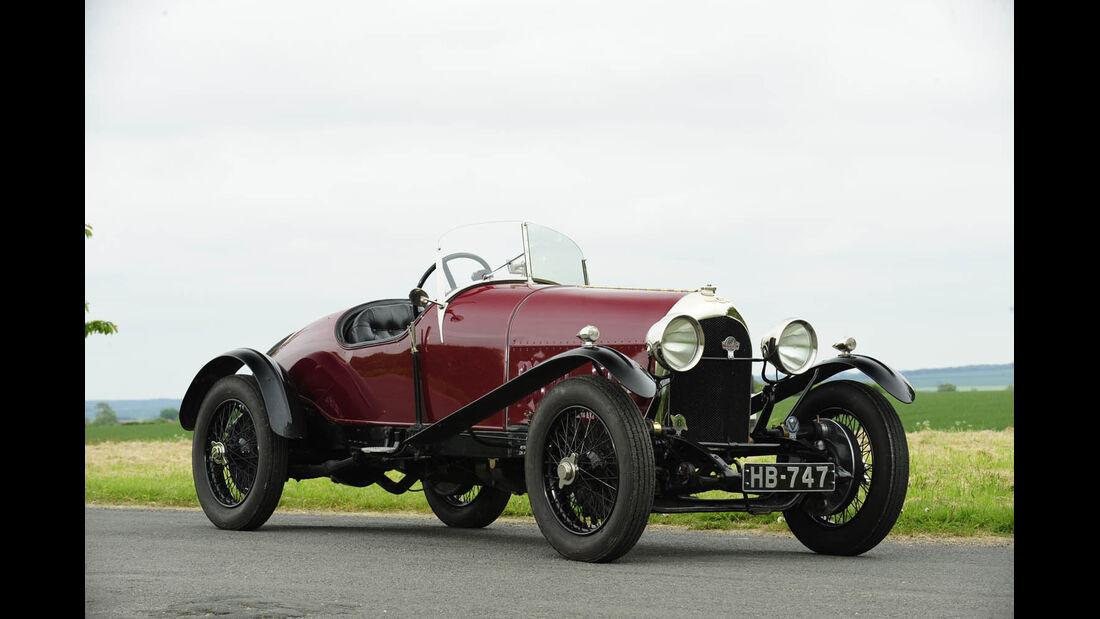 1923 Bentley 3 litre TT Replica Zweisitzer