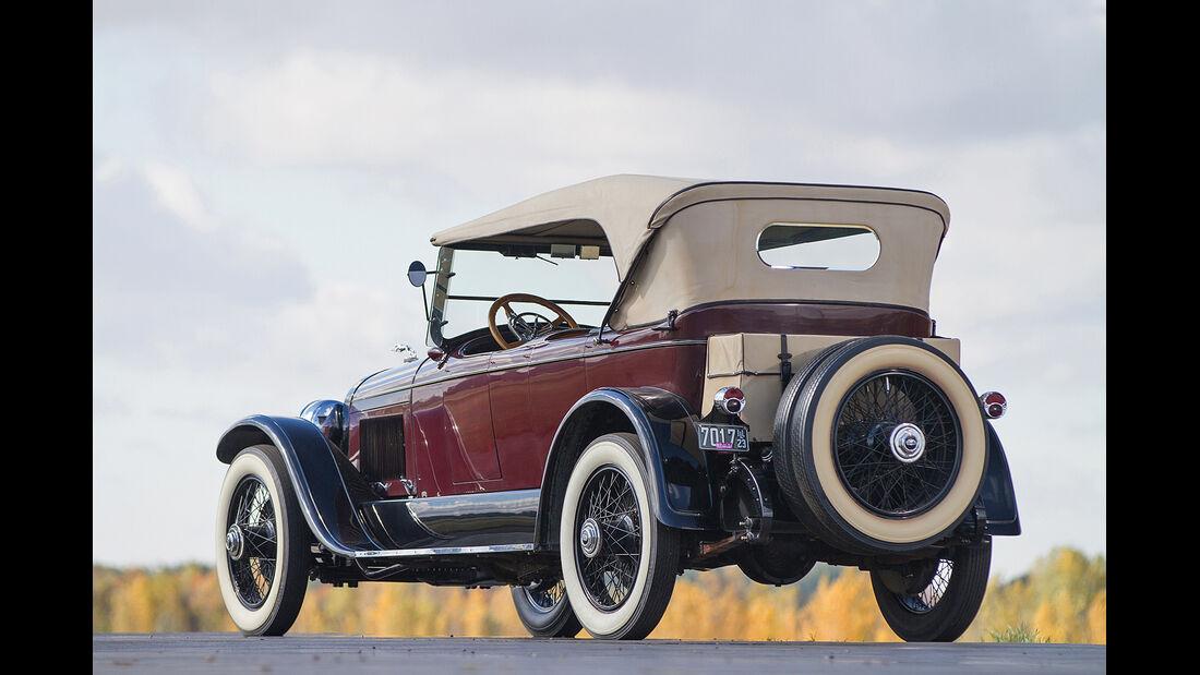 1923 Lincoln Model L Sport Phaeton by American Body Company