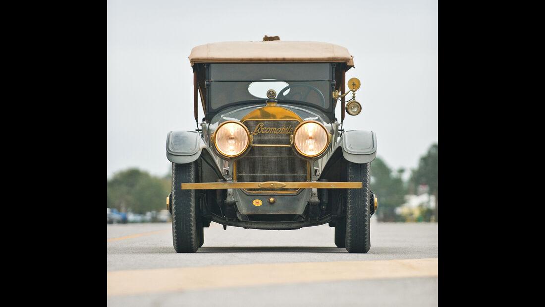 1923 Locomobile Model 48 Series VIII Sportif by Bridgeport Body Company