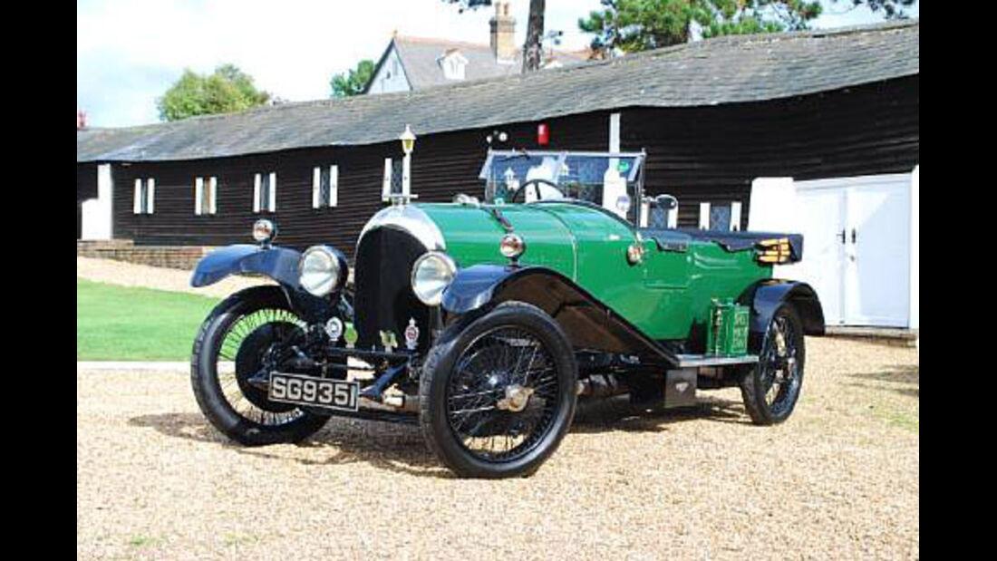1923er Bentley 3.0-Litre 'Blue Label' Tourer