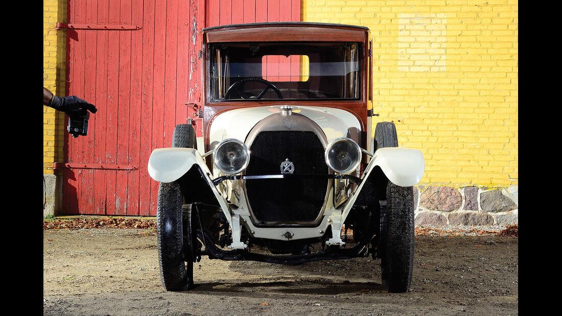 1923er Hotchkiss AM Saloon