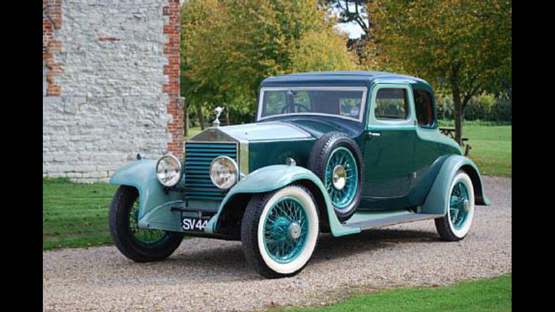 1923er Rolls-Royce 20hp Coupé