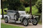 "1923er Rolls-Royce 40/50 HP Silver Ghost ""AX 201"" Roi-de-Belges Recreation"
