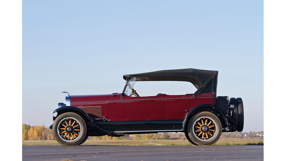 1924 Lincoln Model L Sport Phaeton by American Body Company