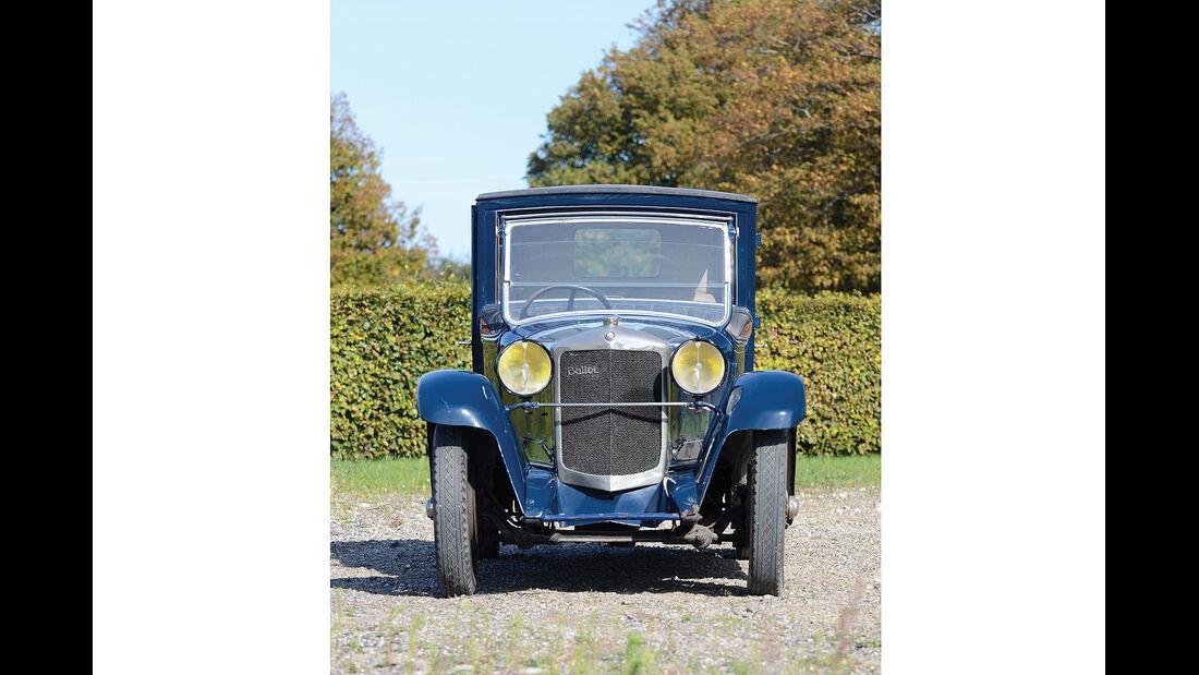 1924er Ballot 2LT Open-Drive Limousine