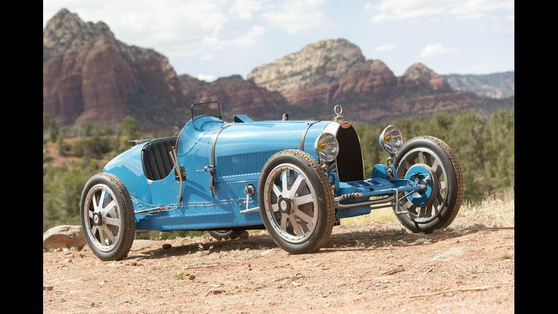 1924er Bugatti Type 35 Grand Prix