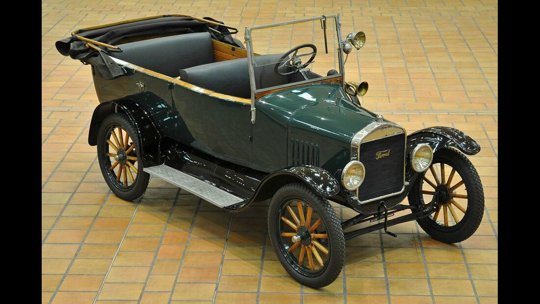 1924er Ford T Torpédo