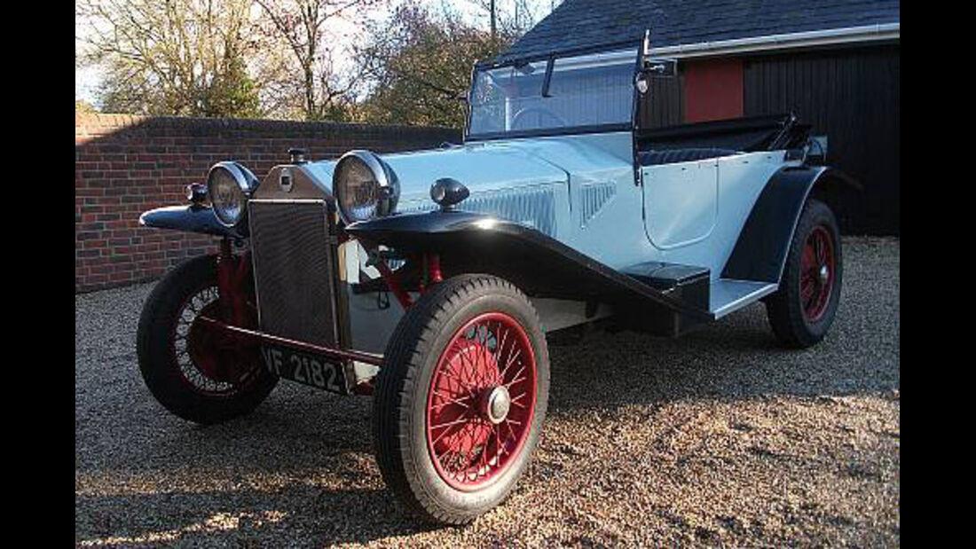1924er Lancia Lambda 4th-Series Torpedo Toure