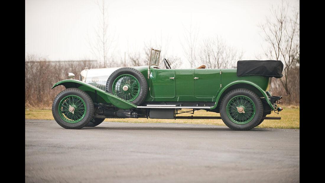1925 Bentley 3-Litre Tourer by Gurney Nutting
