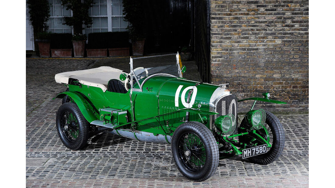 1925er Bentley 3 Litre Le Mans Team Car