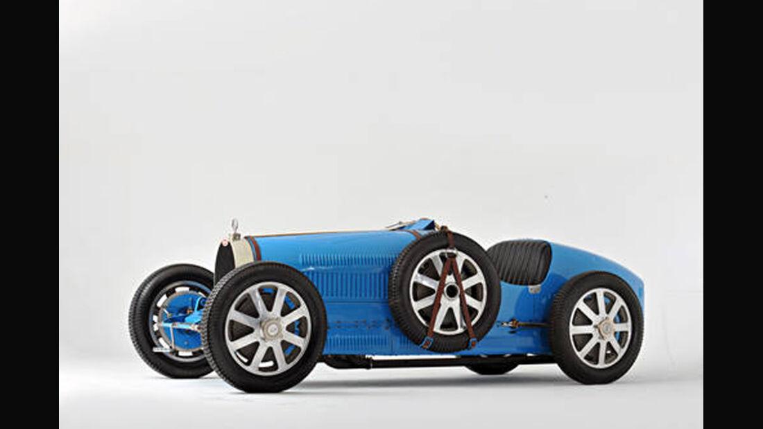1925er Bugatti Type 35B Grand Prix Two-Seater