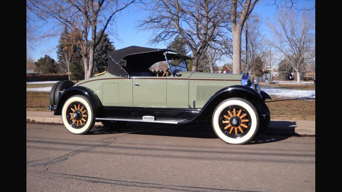 1925er Buick Master Six Sport Roadster