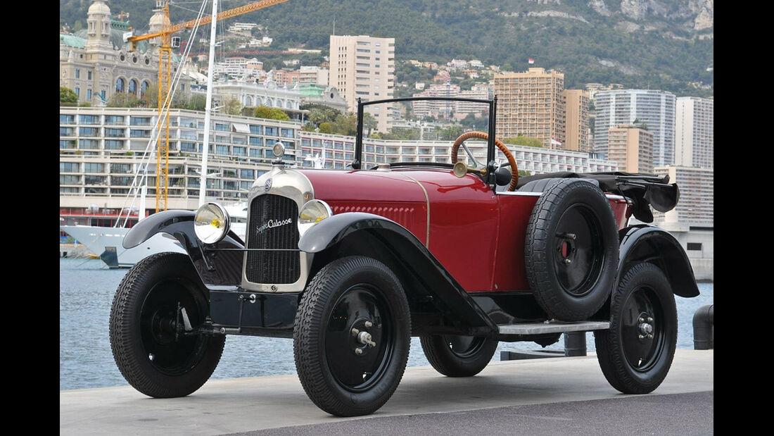 1925er Citroën 5 HP