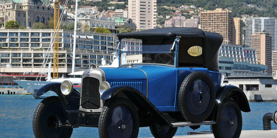 1925er Citroën 5 HP Cabriolet
