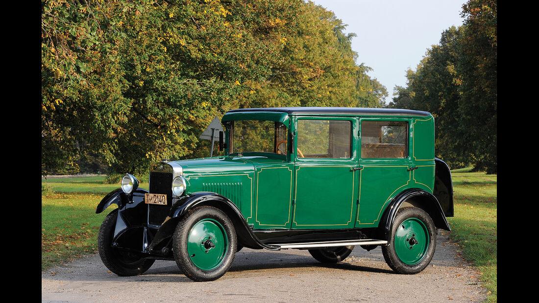 1925er Donnet Type G Saloon