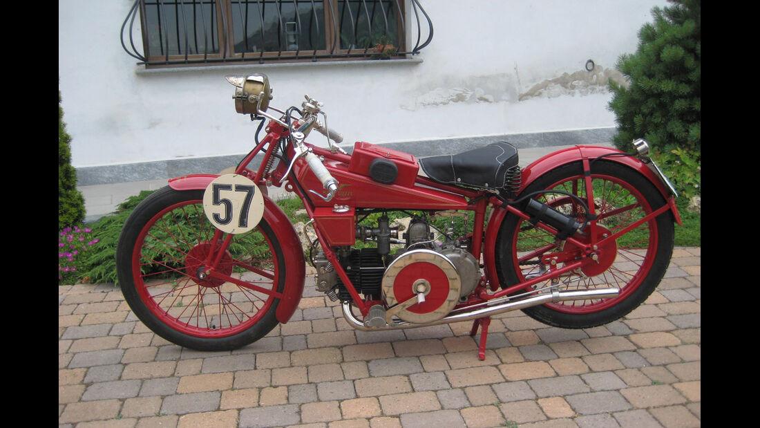 1925er Moto Guzzi 500 C4V TT