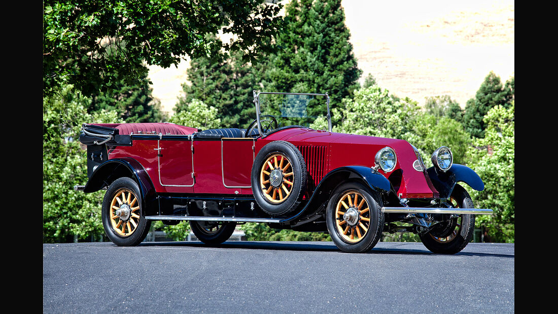 1925er Renault 40 CV Cabriolet de Ville by Kellner Frères