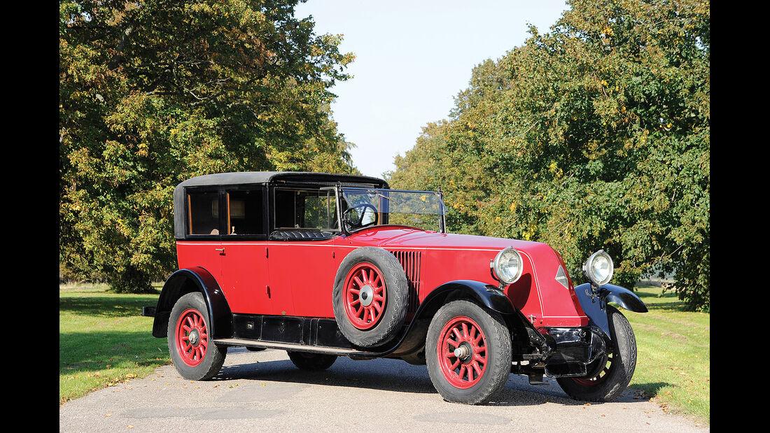 1925er Renault Type NM 40CV Coupé de Ville