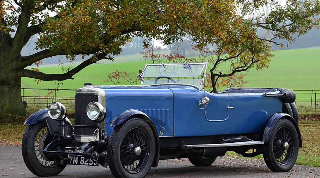 1925er Sunbeam 3.0-Litre Super Sports 'Twin Cam' Tourer