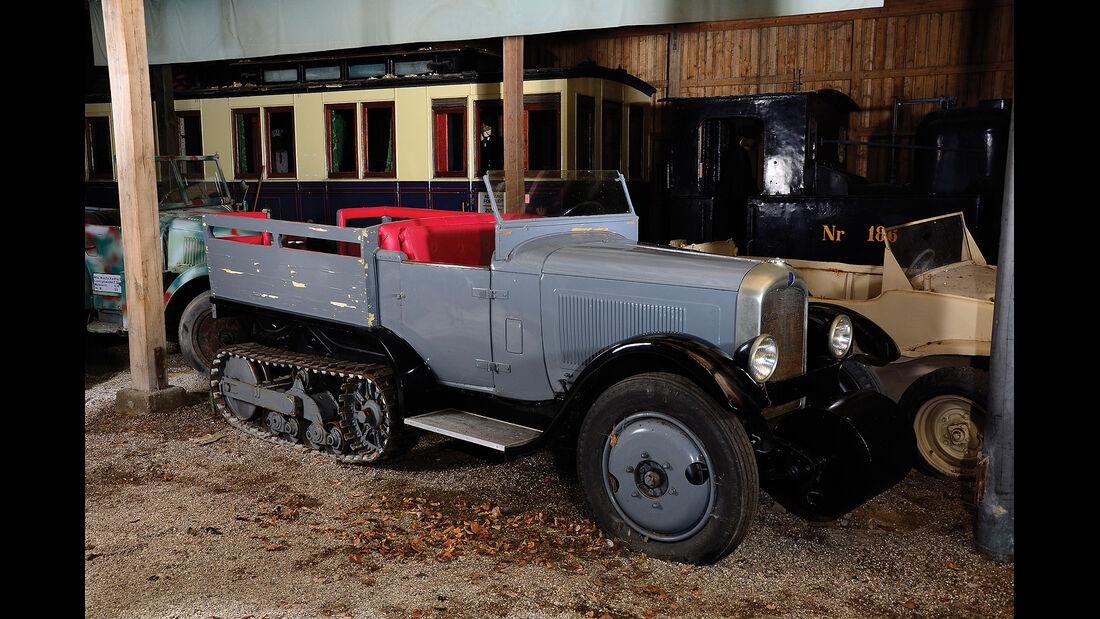 1926/30er Citroën Kegresse Halftrack
