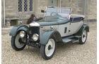1926 AC Royal 12hp Tourer.