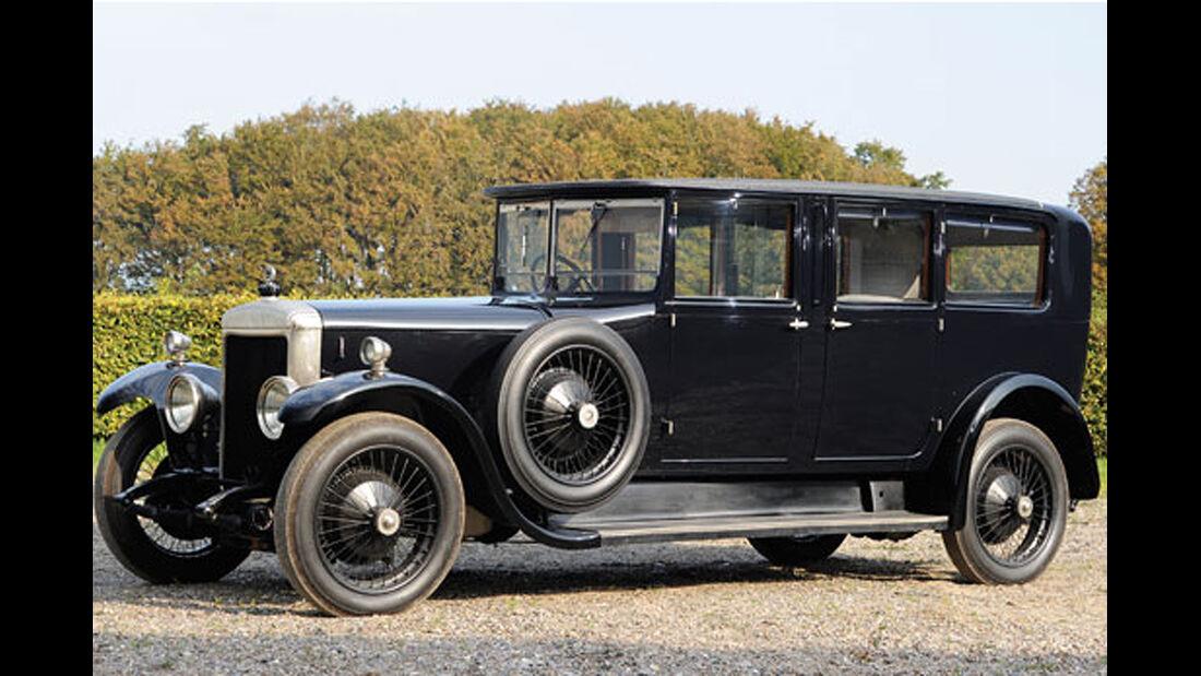 1926er Daimler 35/120 Limousine