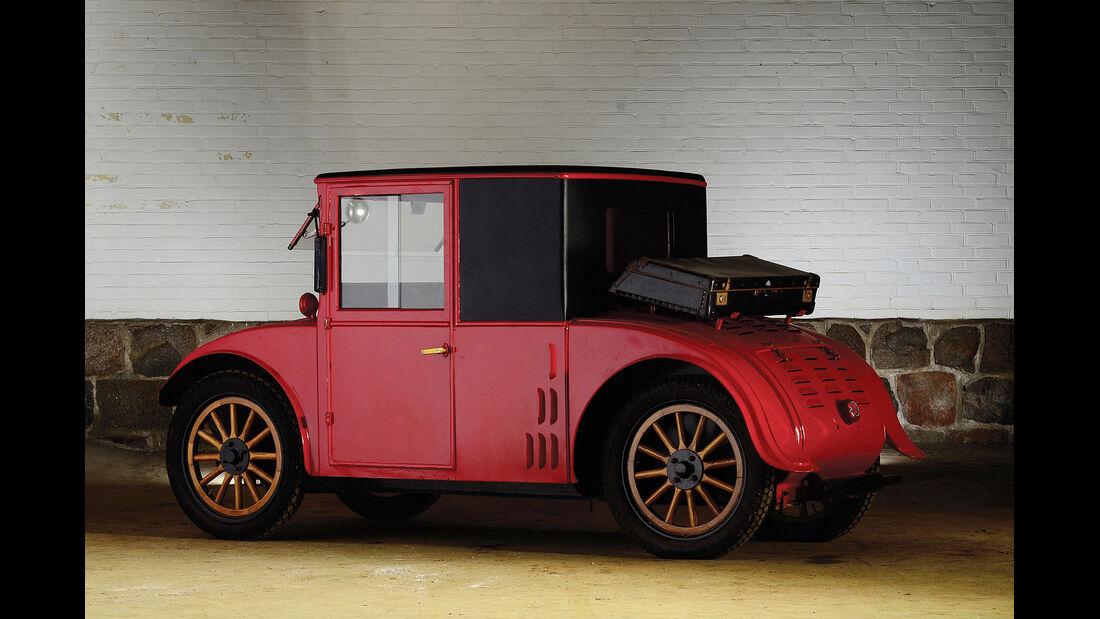 """1926er Hanomag 2/10 PS """"Kommissbrot"""""""