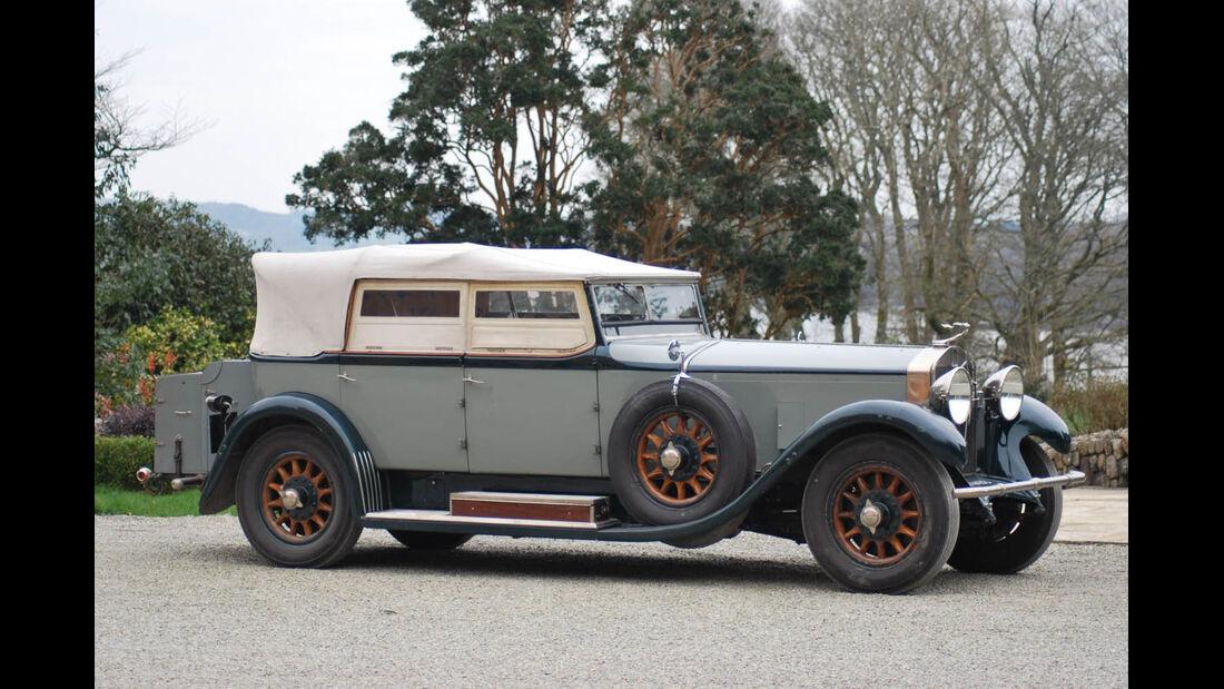 1927 Isotta Fraschini Tipo 8AS Tourer
