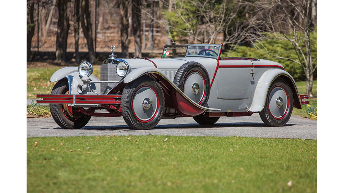 1928 Mercedes-Benz 680 S Torpedo-Sport Avantgarde by Saoutchik
