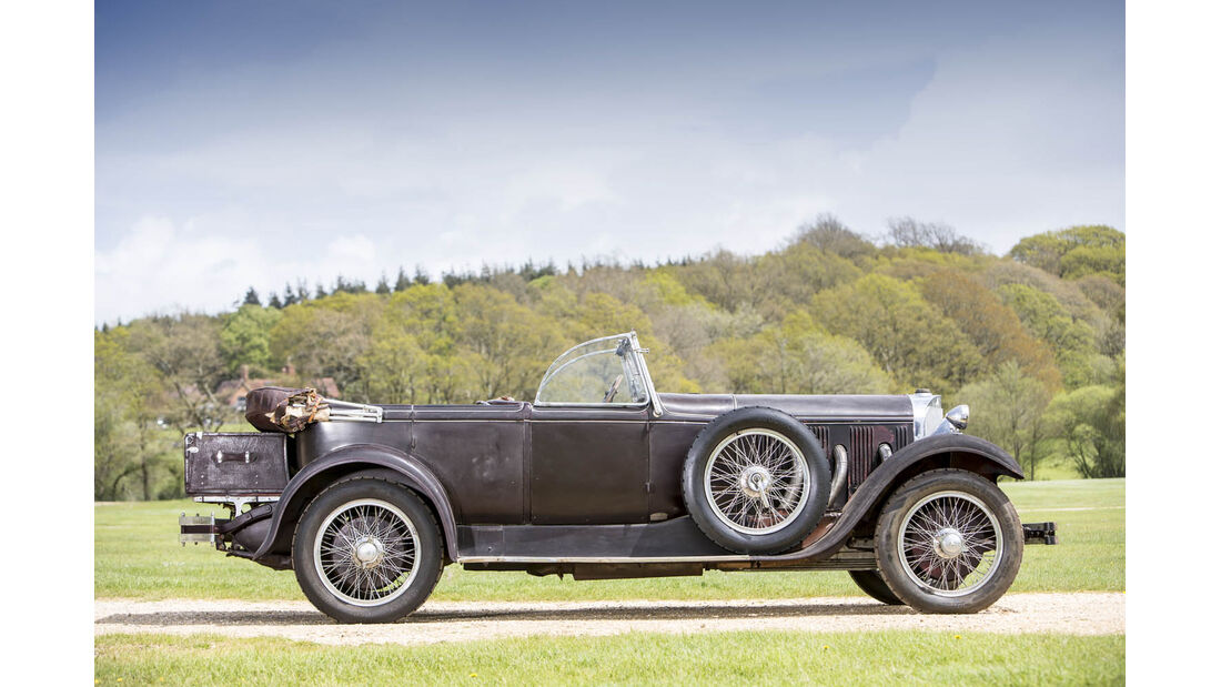 1928 Mercedes-Benz Model 630K Tourer