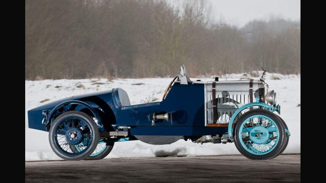 1928er Benova B3 Biplace Sport