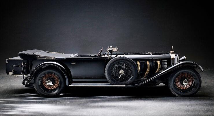 1928er Mercedes-Benz 680 S