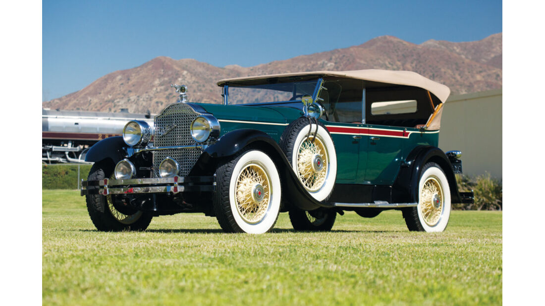 1928er Packard Six Five-Passenger Phaeton