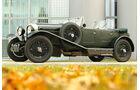 1929 Bentley 4 1/2 Litre Dual Cowl Sports Tourer