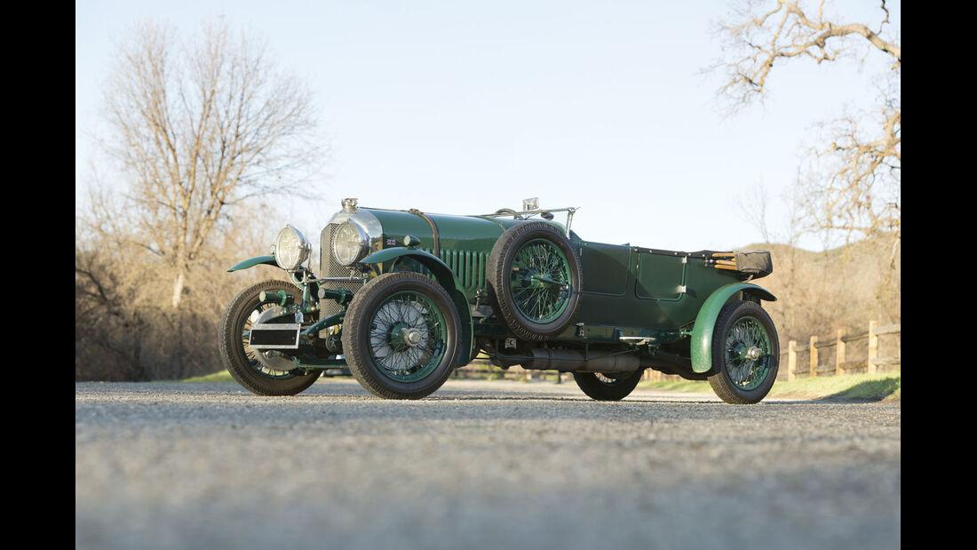 1929 Bentley 4,5-Liter Open Tourer by Vanden Plas