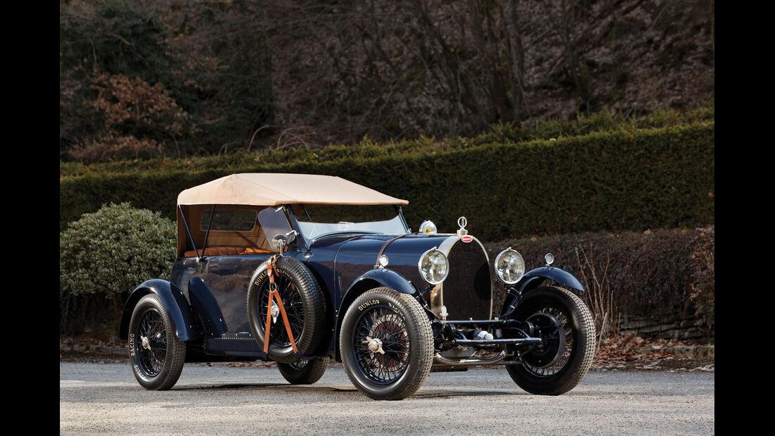 1929 Bugatti Type 44 Grand Sport in the style of Bugatti.