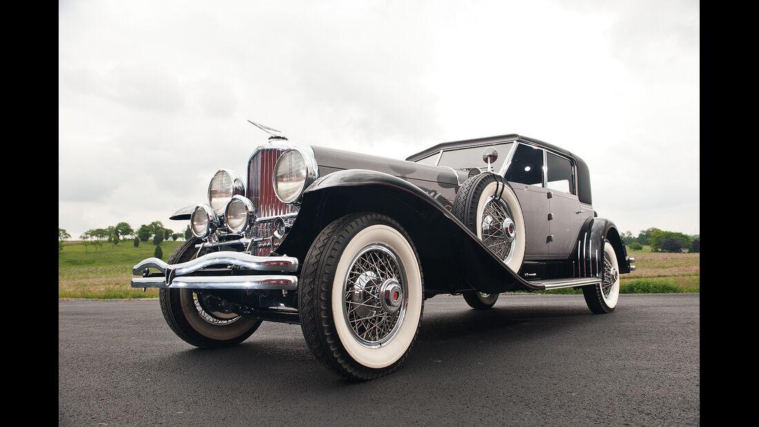 1929 Duesenberg J Sport Sedan by Murphy