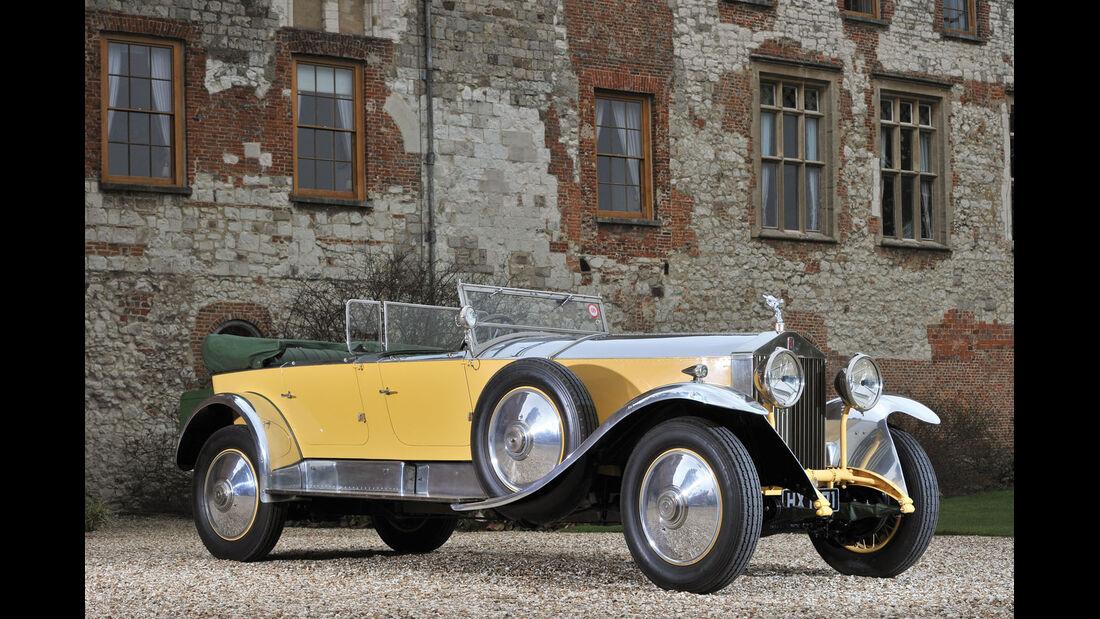 1929 Rolls-Royce Phantom I Tourer by Barker