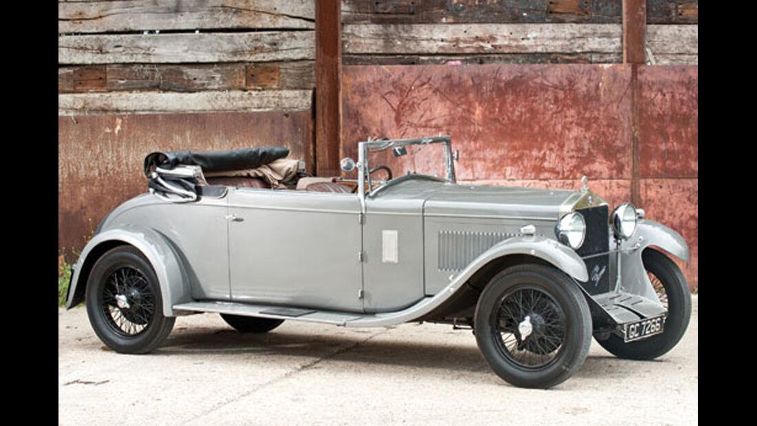 1929er Alfa Romeo 1750 6C